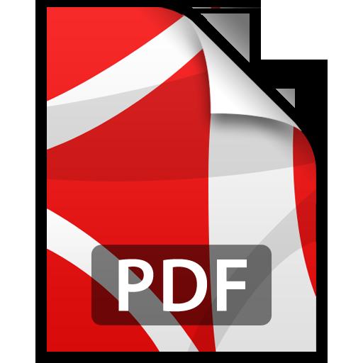 PDF ikona