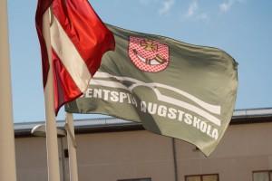 Ventspils Augstskolas karogs