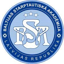Baltijas Starptautiskās akadēmijas logo