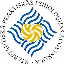 Starptautiskās praktiskās psiholoģijas augstskolas logo