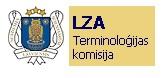 LZA Terminoloģijas komisijas logo