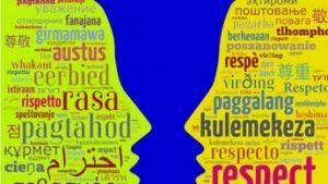 ilustratīvs attēls ar divu seju siluetiem