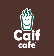 Caif cafe logo